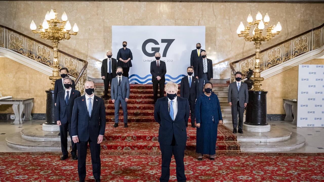Министры иностранных дел стран G7 выступили за стабильные отношения с Россией