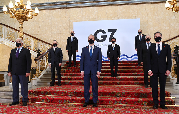 """Главы МИД G7 выразили """"глубокую озабоченность"""" нарушениями прав человека в КНР"""
