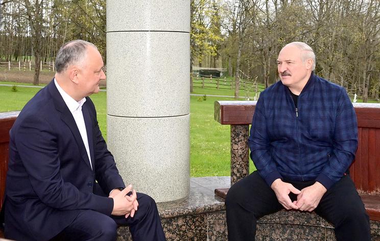 Лукашенко пообещал жесткий отпор на попытки дестабилизировать ситуацию в Белоруссии