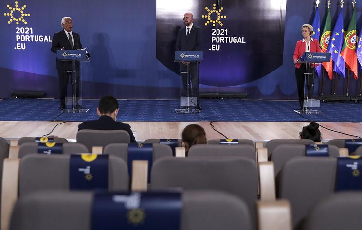 Источник: на саммите ЕС не обсуждали отношения с Россией