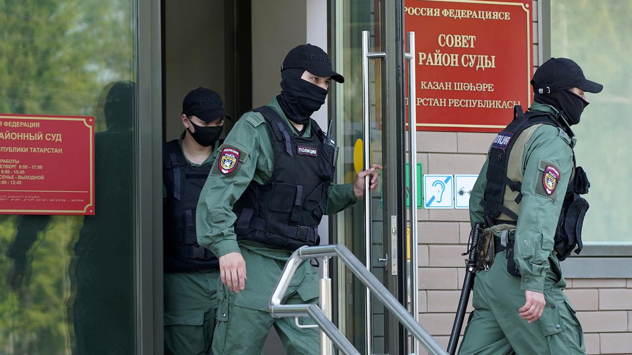 Напавший на казанскую школу объяснил свое желание стать массовым убийцей
