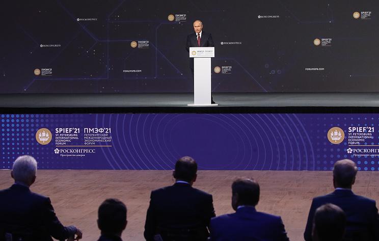Путин намерен обсудить с Байденом стратегическую стабильность, горячие точки и пандемию