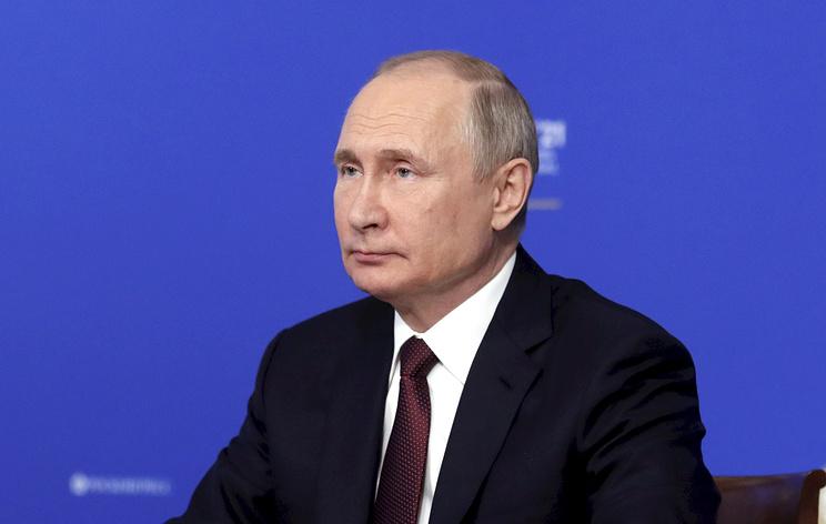 Путин: СССР и РФ никогда не соглашались на передачу Японии четырех курильских островов