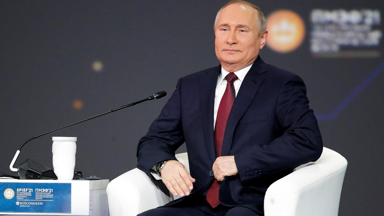 Путин заявил об отсутствии ясного ответа от Японии по ракетным системам