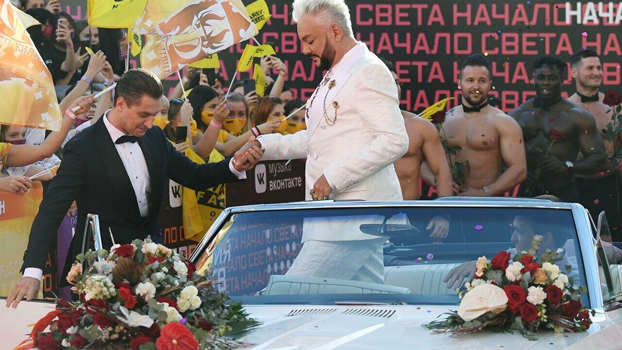 Киркорова и Даву уличили в «свадьбе»