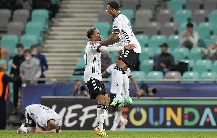 Сборная Германии стала победителем молодежного чемпионата Европы по футболу