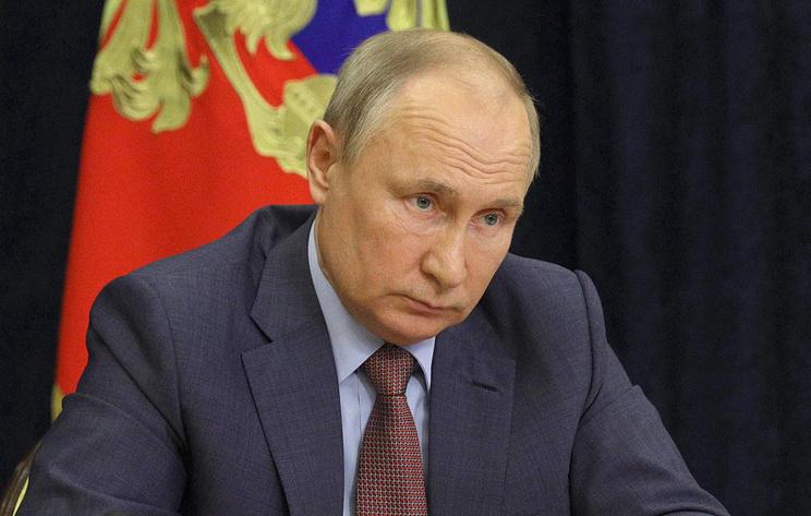 В Кремле раскрыли подробности разговора Путина с главой Евросовета