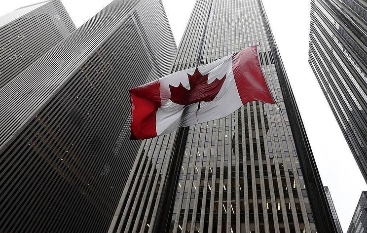 Россия запретила въезд в страну девятерым гражданам Канады за антироссийский курс