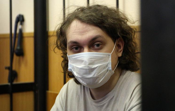 Суд арестовал Хованского по делу об оправдании терроризма