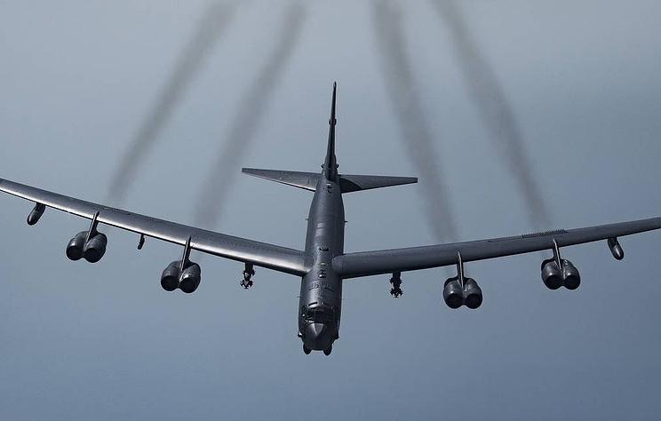 Посольство РФ считает провокацией задействование США в Baltops 2021 бомбардировщиков B-52H