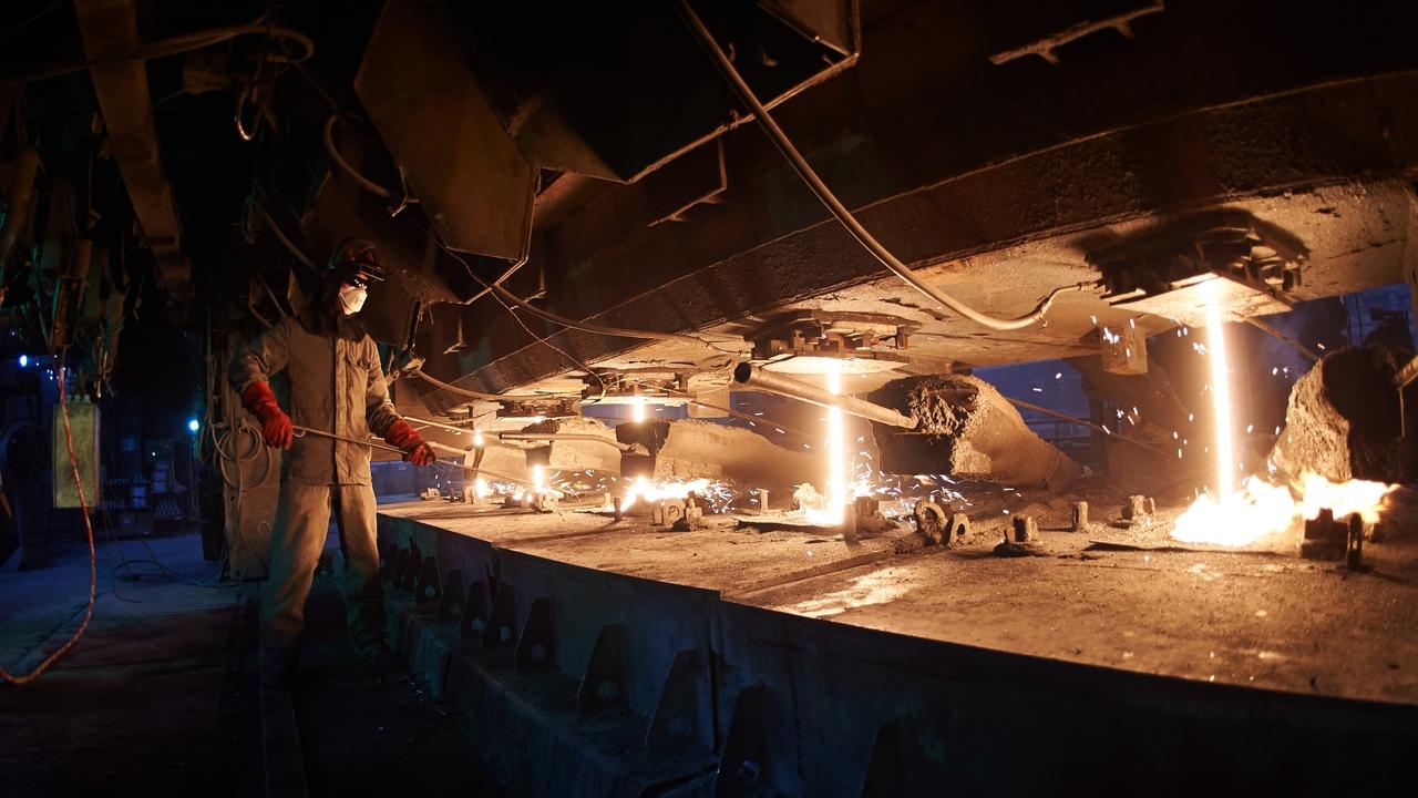 Российскую промышленность признали одной из самых энергозатратных в мире