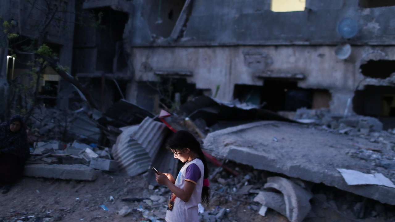 Эвакуированные из сектора Газа россияне вылетели в Москву