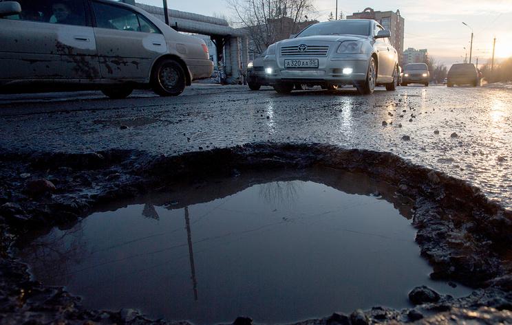 Искусственный интеллект будет искать ямы на дорогах