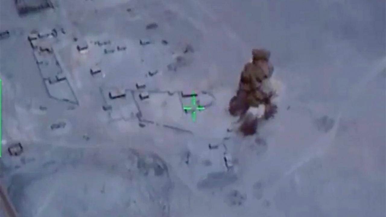 Российские военные в Сирии уничтожили лидеров крупной группировки террористов