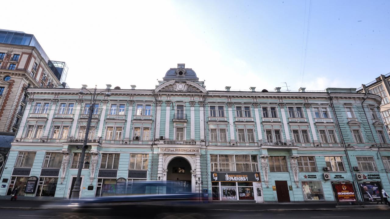 В Театре имени Ермоловой начались массовые увольнения