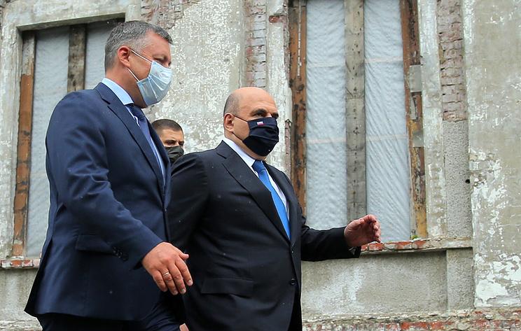 Мишустин пообещал в срочном порядке выделить средства на оснащение клиники в Иркутске
