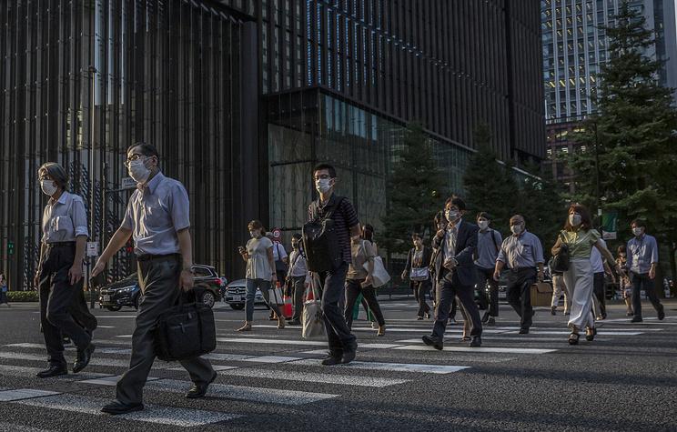 В Токио третий день подряд обновлен суточный максимум заражений коронавирусом