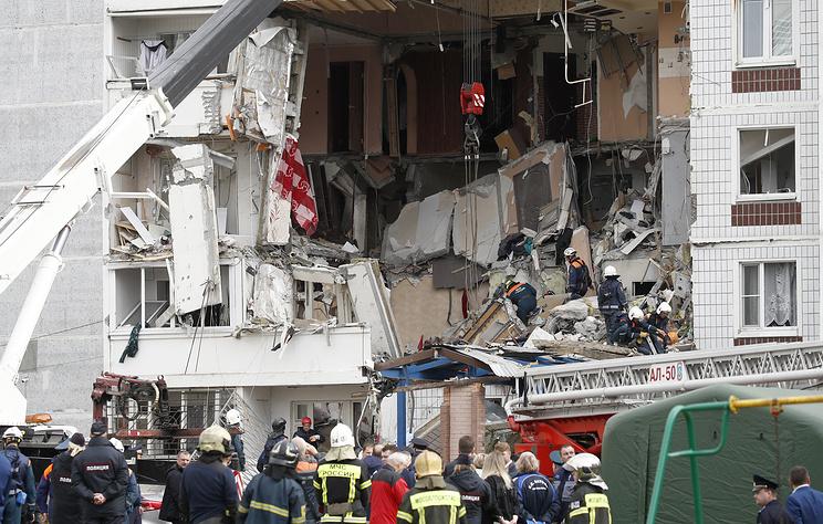 Тело третьего погибшего при взрыве газа в Ногинске достали из-под завалов