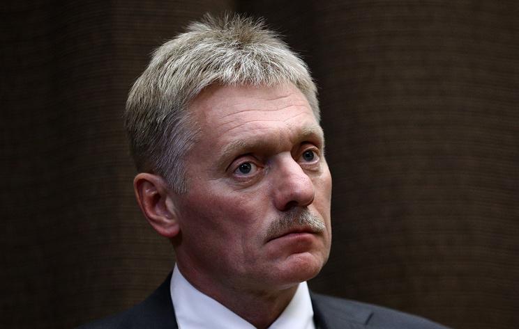 """Песков рассказал, что Путин и Лукашенко во время переговоров """"практически ничего не ели"""""""