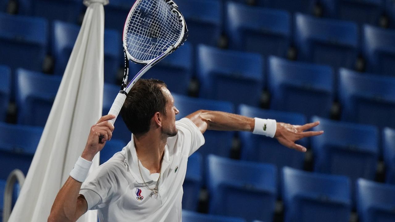 Теннисист Медведев вышел во второй финал US Open