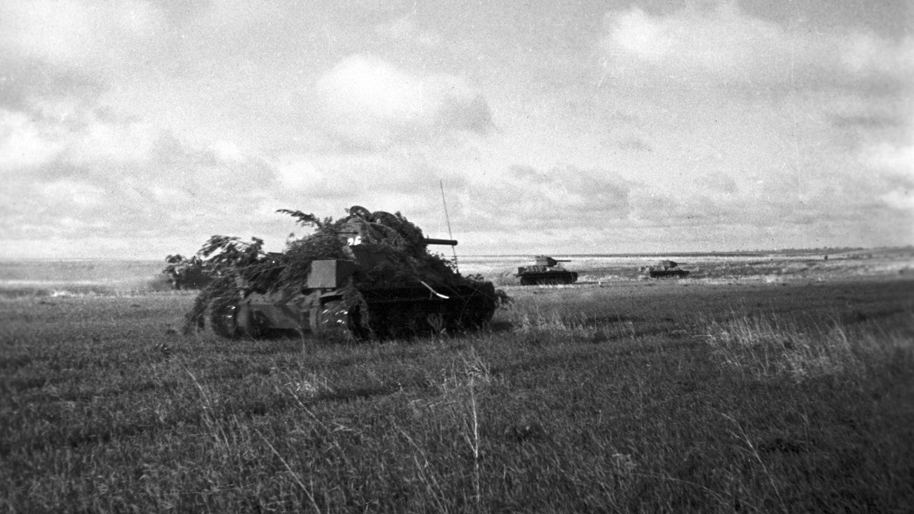 Опубликованы документы о битве советских танкистов на Курской дуге