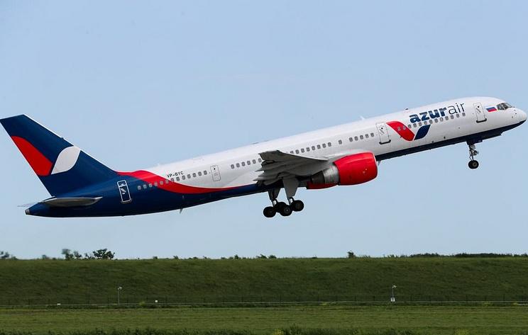 Летевший из Антальи во Владивосток самолет аварийно сел в Красноярске