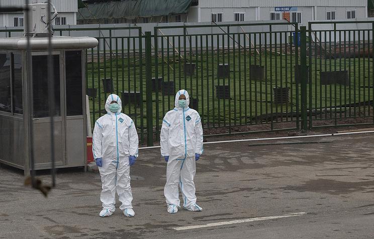 На востоке Китая появился новый район с высоким уровнем риска инфицирования COVID-19