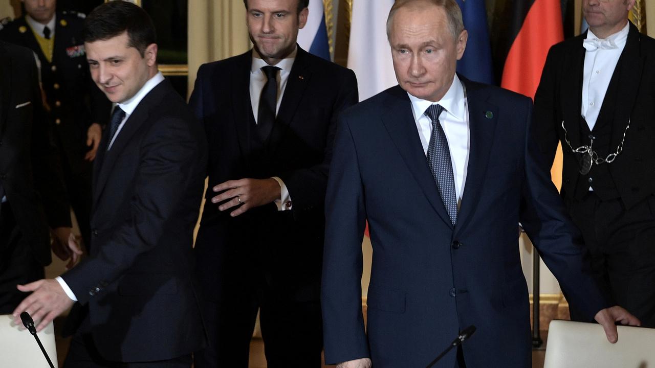 Названо условие Кремля для встречи Путина и Зеленского