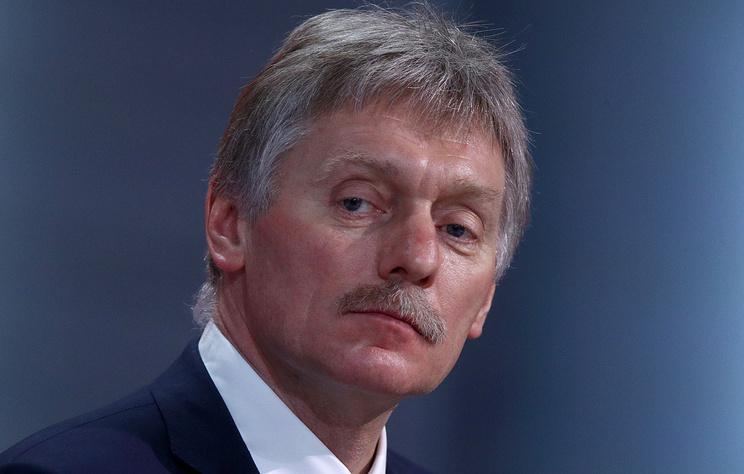 Песков не стал комментировать информацию СМИ о прибытии российских инструкторов в Мали
