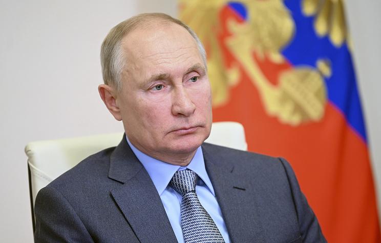 Путин сообщит о том, в каком формате будет принимать участие в голосовании