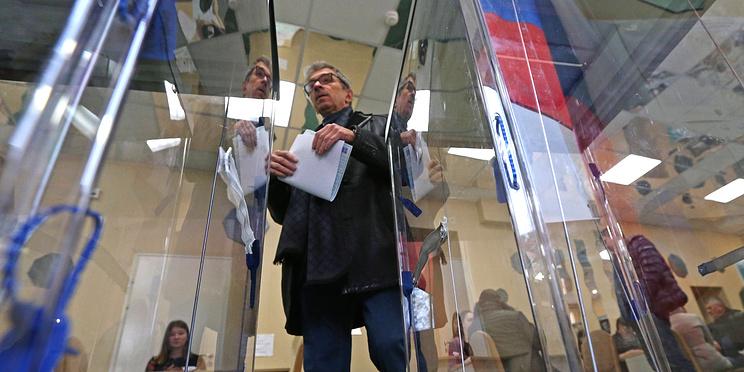 Голосование на выборах в Госдуму РФ. Процедура и избирательный бюллетень