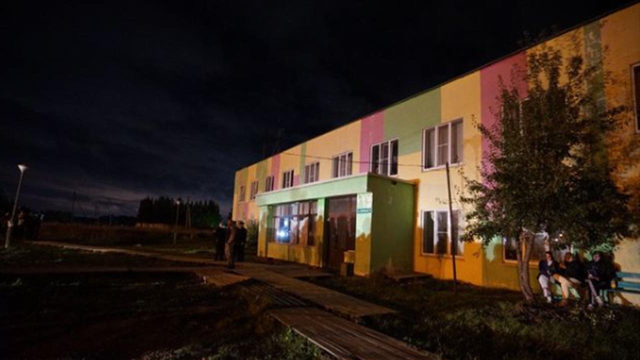 Здание общежития для мигрантов в Подмосковье переделают под пункт полиции