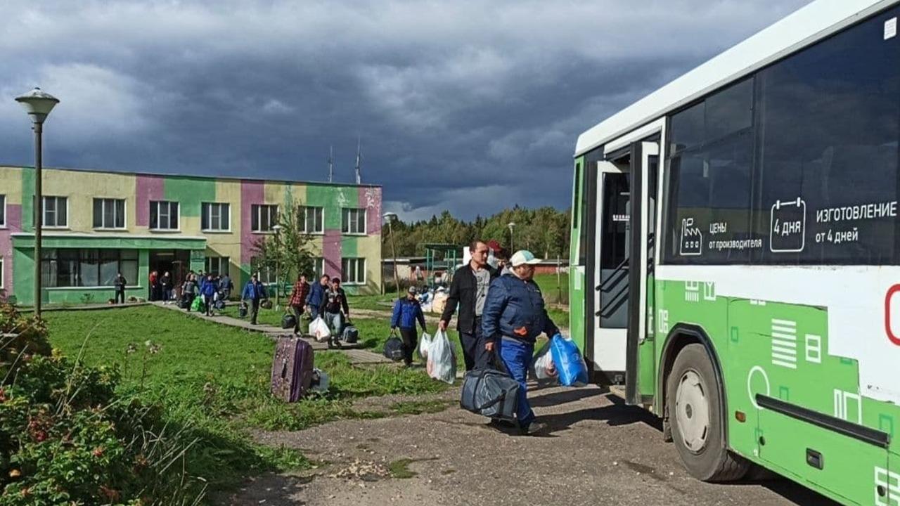 Общежитие для мигрантов в Подмосковье закрыли после резонансного убийства