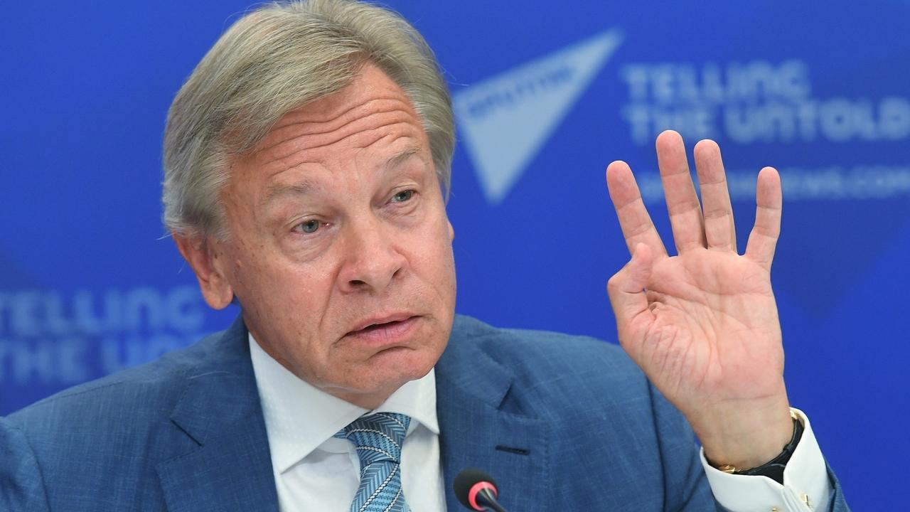 В Совфеде ответили на слова Кулебы о разочаровании Украины западными странами