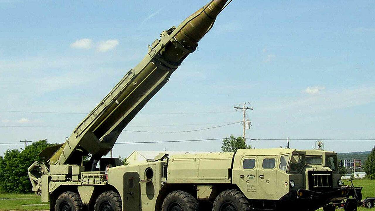 Талибы нашли советские баллистические ракеты