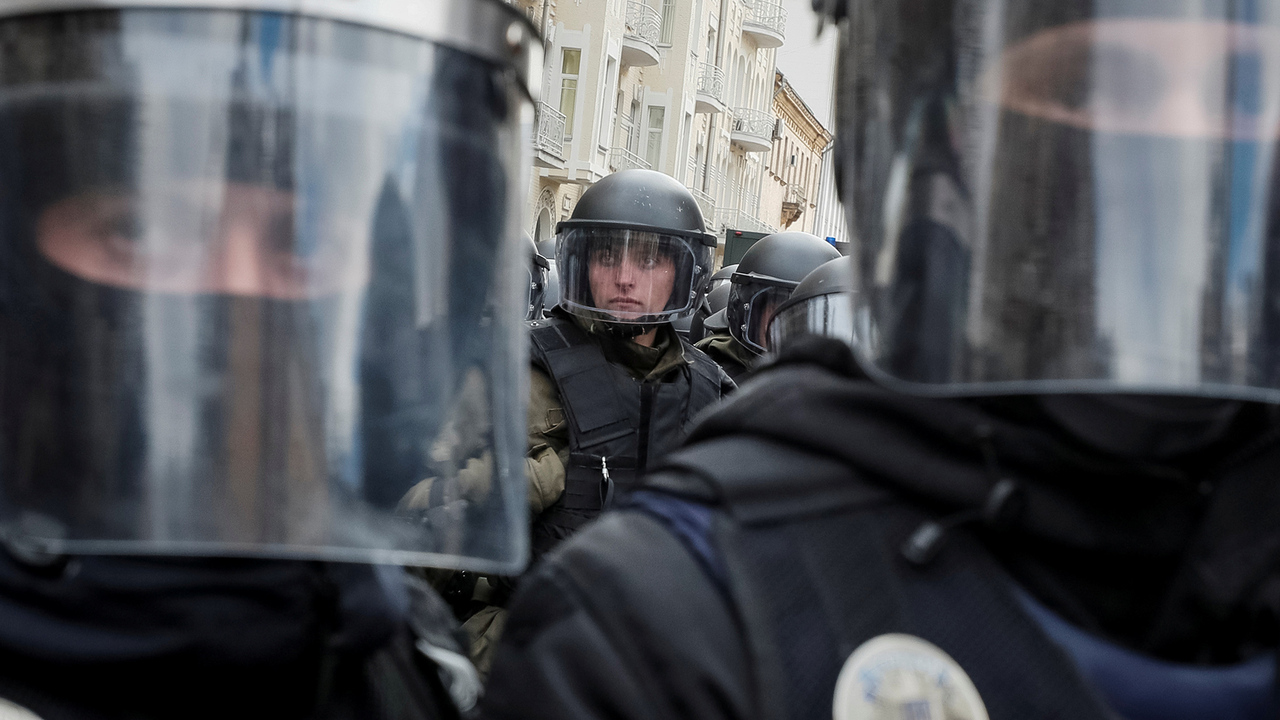 Оценена перспектива противостояния власти и националистов на Украине
