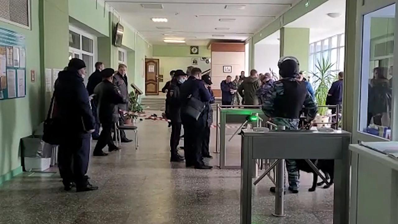 Отец напавшего на пермский вуз рассказал о сыне