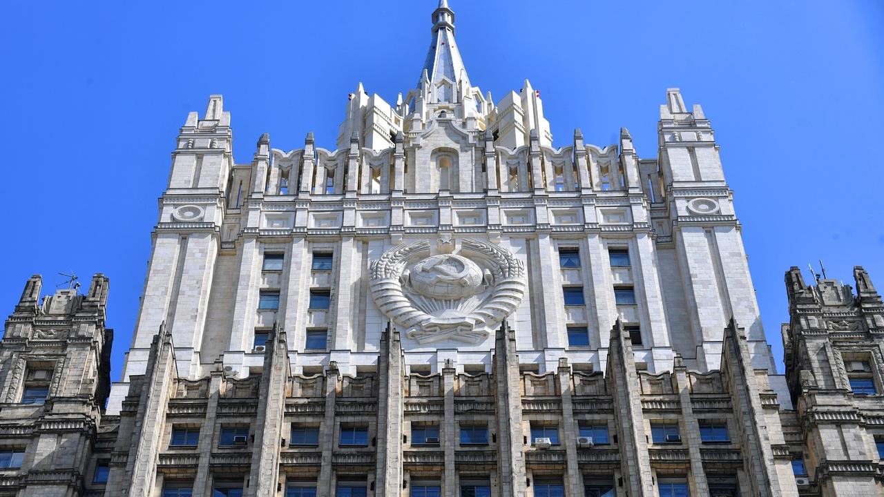 В МИД России объяснили «странное поведение» ОЗХО в ситуации с Навальным