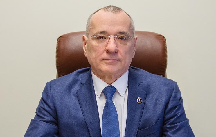Мэр Белгорода подал в отставку