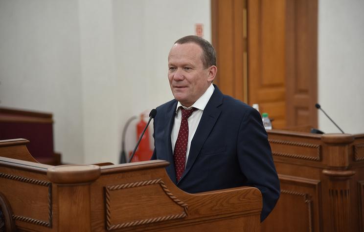 Сенатором от парламента Алтайского края назначили Виктора Зобнева