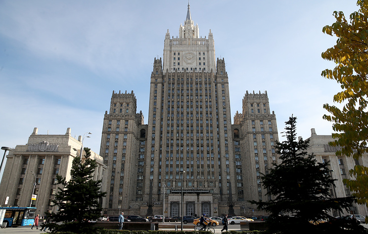 Три сотрудника дипмиссии США подозреваются в краже вещей у россиянина