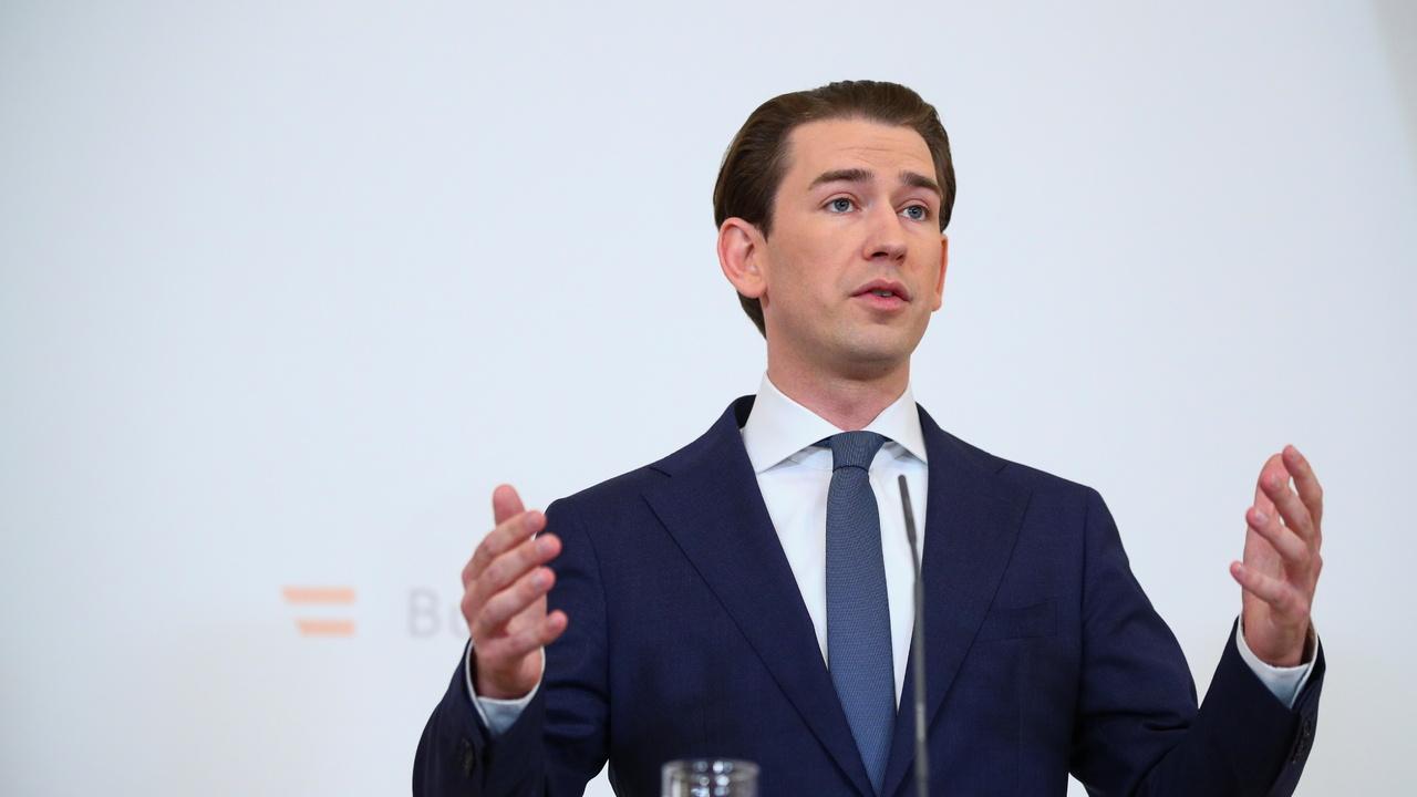 Канцлер Австрии объявил об отставке