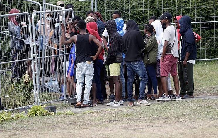 Bild: в ФРГ расследуют причастность Лукашенко к перевозке нелегальных мигрантов в ЕС