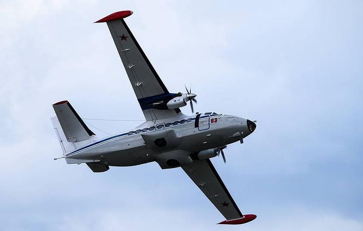 Легкий самолет L-410 упал в Татарстане
