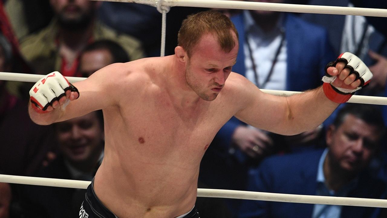 Боец MMA Шлеменко прокомментировал избиение пассажира метро дагестанцами