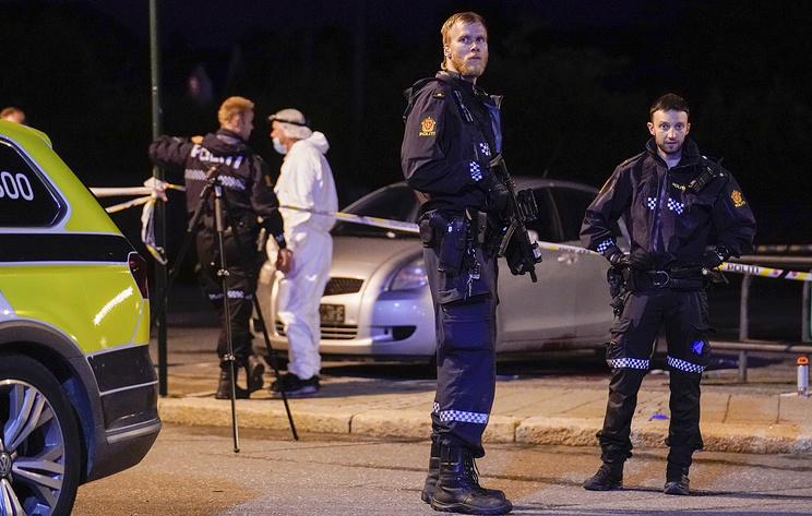 Неизвестный убил нескольких человек в норвежском городе Кунгсберг