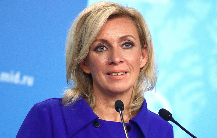 Захарова: после визита Нуланд в некоторых вопросах отношений России и США есть подвижки