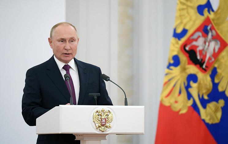 Путин заявил, что главной задачей в России является рост доходов граждан