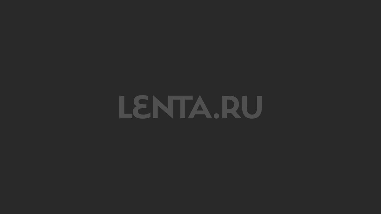 Появилось видео перекрытой из-за сильного смога российской трассы